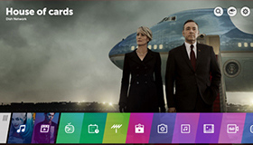 LG Web OS Icon 개선